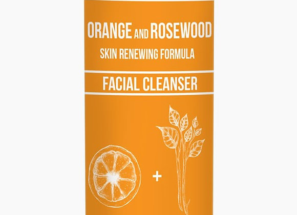 Sicillian Orange & Rosewood Dry Revive Cleanser