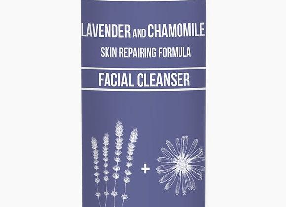 Lavender, Chamomile & Sea Buckthorn Calming Cleanser