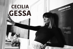 """Cecilia Gessa en """"Soy barbudo"""""""