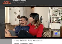 DIARIOS DE LA CUARENTENA CAP5