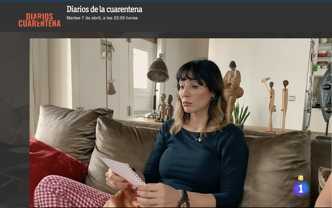 DIARIOS DE LA CUARENTENA CAP7