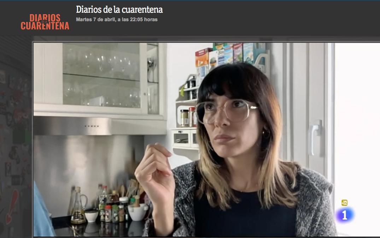 DIARIOS DE LA CUARENTENA-CAP 1