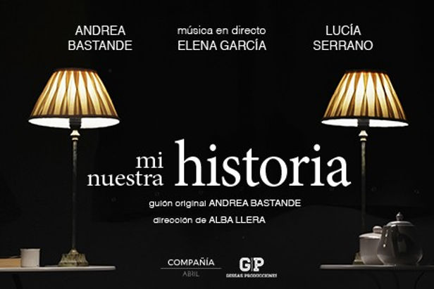 mi historia, nuestra historia, teatro, g
