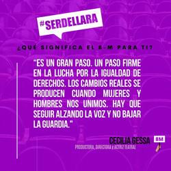 Cecilia Gessa 8M-Teatro Lara 2020