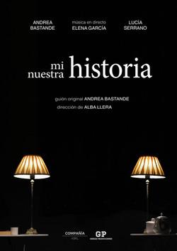 Mi historia, nuestra historia.