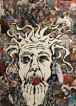 alexandro renee serrano art arte アート
