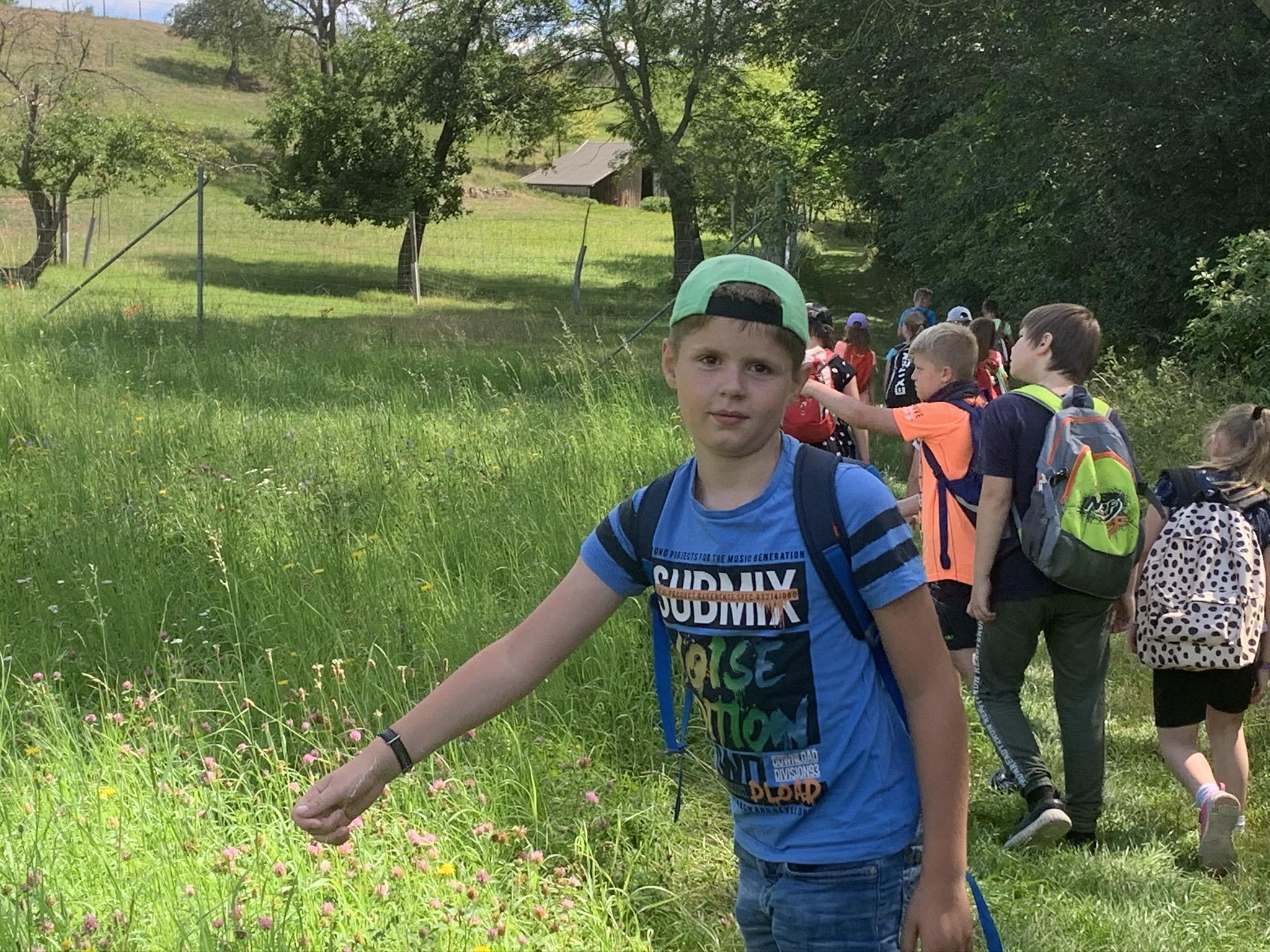 Schatzsuche in der Utenbacher Schweiz
