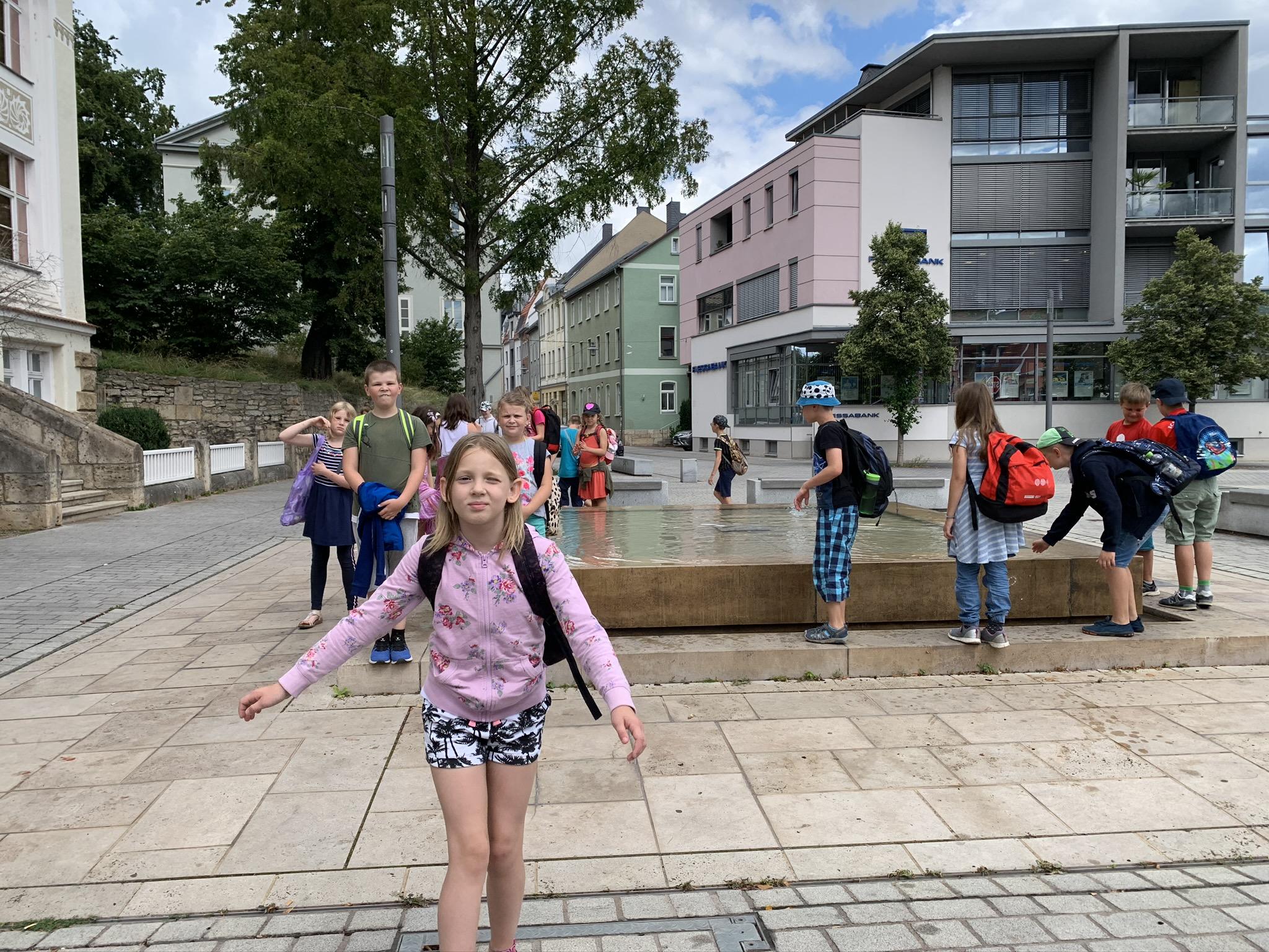 Stadtbummel in Jena