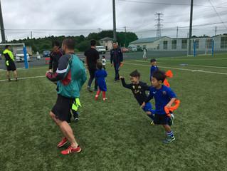 ファミリーサッカー(ひたちなか校)