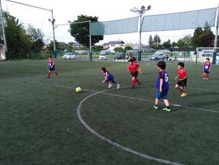 サッカーゲーム大会