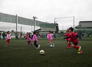 U-6サッカー交流大会