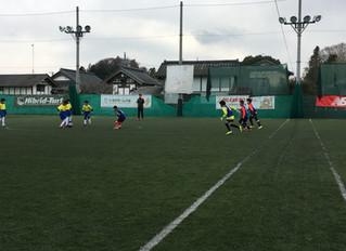 U-10サッカー交流大会(水戸校)