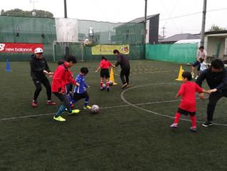 ファミリーサッカー(水戸校)