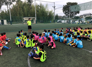 U-8サッカー交流大会