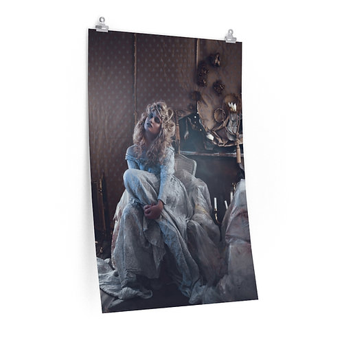 Ophelia's Madness Poster Print