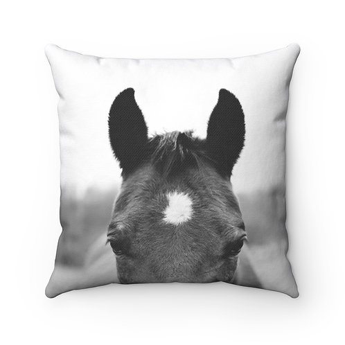Horse in Monkton Pillow