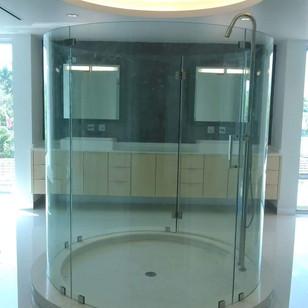 Circle Shower