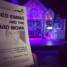 Redd Emma and the Mad Monk