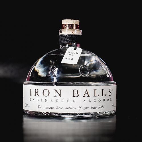 Ironballs Gin 0,33 cl