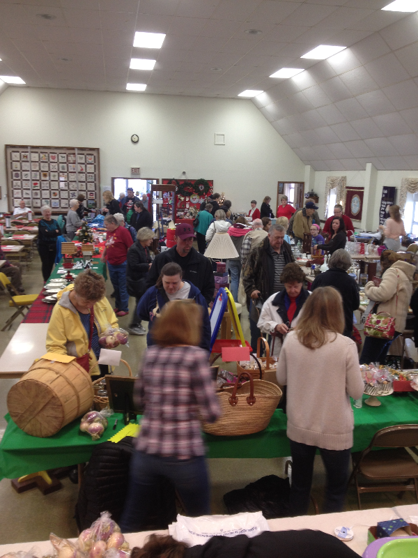 2014 Bazaar - White elephant sales