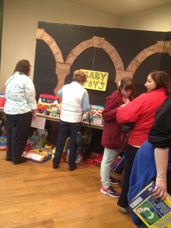 2014 Bazaar - Toy sales