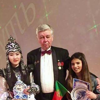VIII International Competition of Song Executors, São Petersburgo, 2017