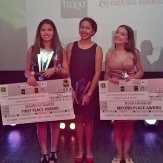 III Seia International Song Contest, 2017