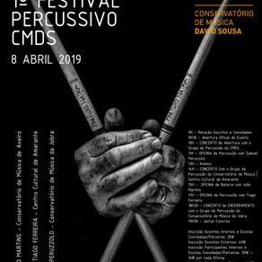 1º Festival Percussivo CMDS