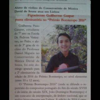 Bomtempo Award, 2016