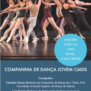 Nova Companhia de Dança Jovem CMDS