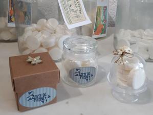 Tuto - Fabriquer des fondants parfumés à la cire de soja