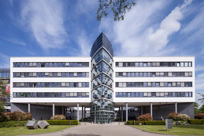Architekturfotografie Düsseldorf Mario Brand-Gebäude B9 Metronom