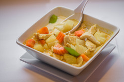Our Salween Yellow Curry