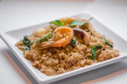 Salween Thai's Drunken Friend Rice