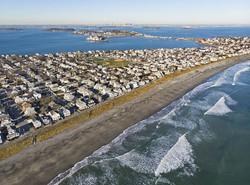 b -237 Beach Ave Aerial View 1 (0797)