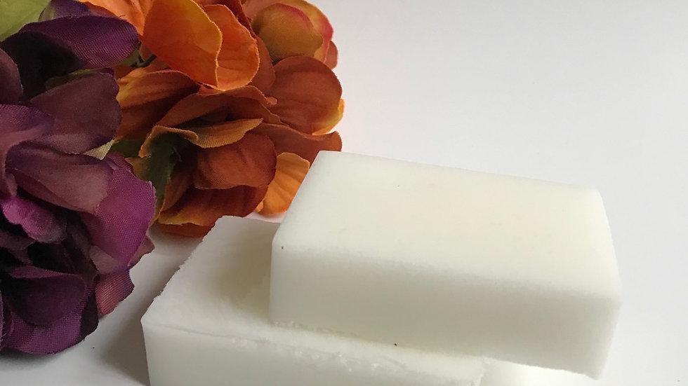 Goats Milk Soap NON massage bar set of 2