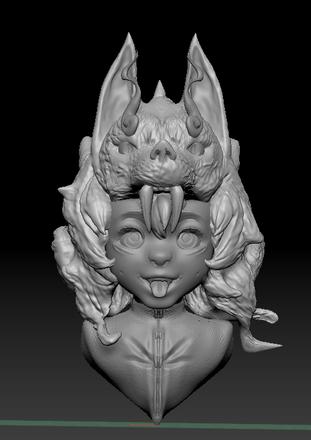 First Sculpt