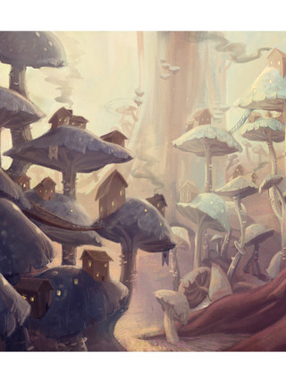 Mushroom Environment