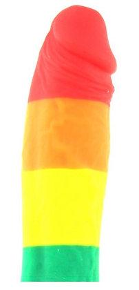 """Colours Pride Edition 6"""" Silicone Dildo"""