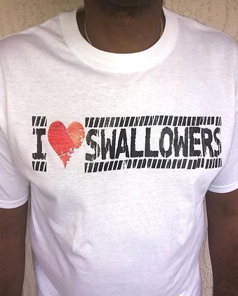 Men's 'I ❤️ Swallowers' Tee