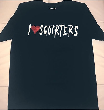 Men's 'I ❤️ Squirters' Tee