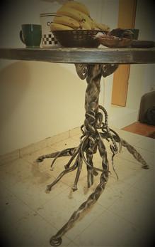 שולן ברזל אמנותי נפחות ברזל כל זוית מראה