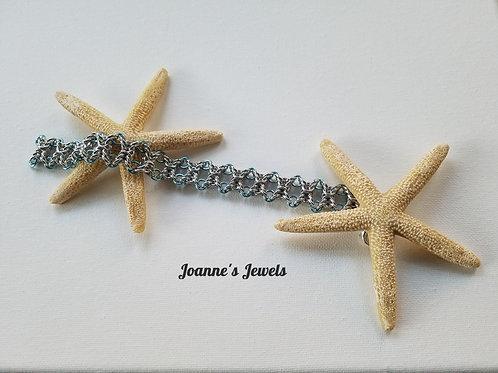 Byzantine Bracelet Changed Up a Bit