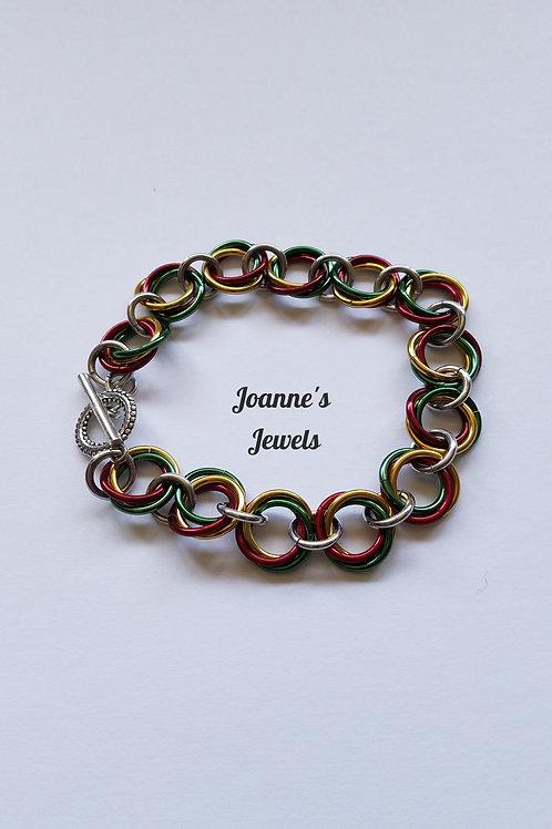 Mobius Knot Bracelet