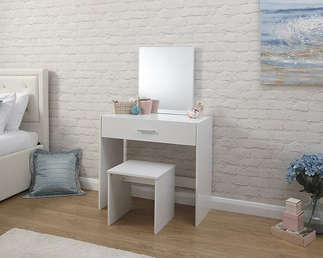 Julia Dressing Table & Stool Set