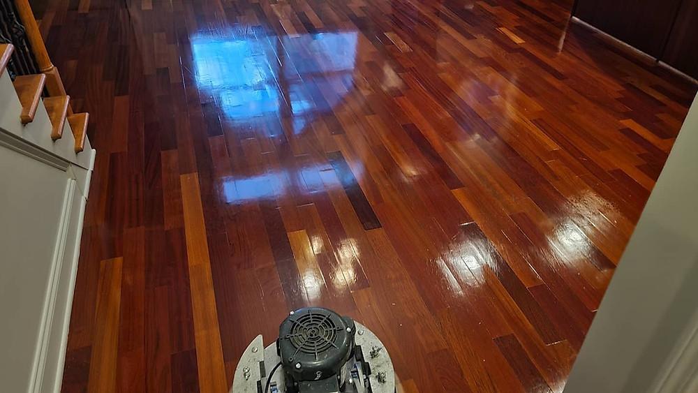 Hardwood Flooring Refinishing Cost