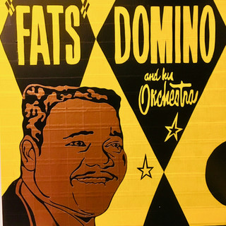 "1949 Fats Domino releases his first album ""The Fat Man"""
