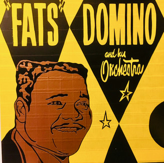 """1949 Fats Domino releases his first album """"The Fat Man"""""""