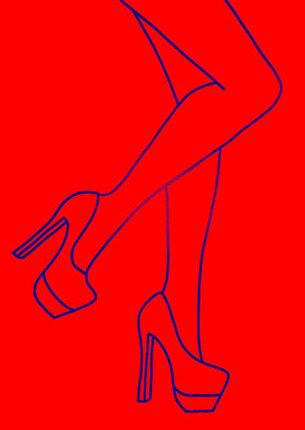 Classic Ragzy Red