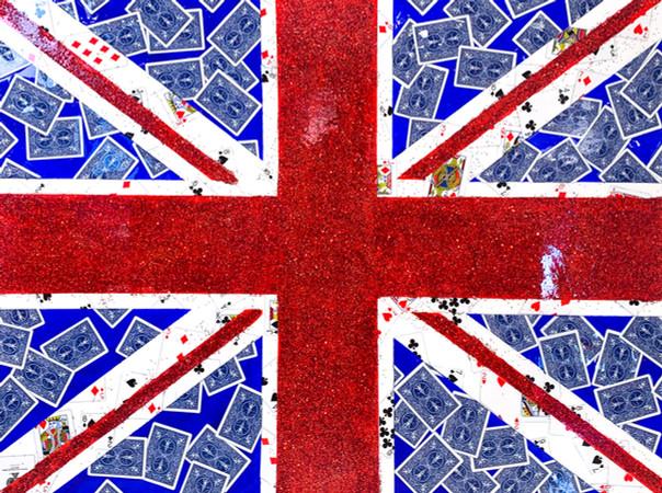 Poker Proper UK Flag